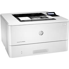 HP LASERJET PRO M404DN MONO A4 SFP, 38PPM, 250 SHEET TRAY, DUPLEX, NETWORK, WTY 1yr, W1A53A