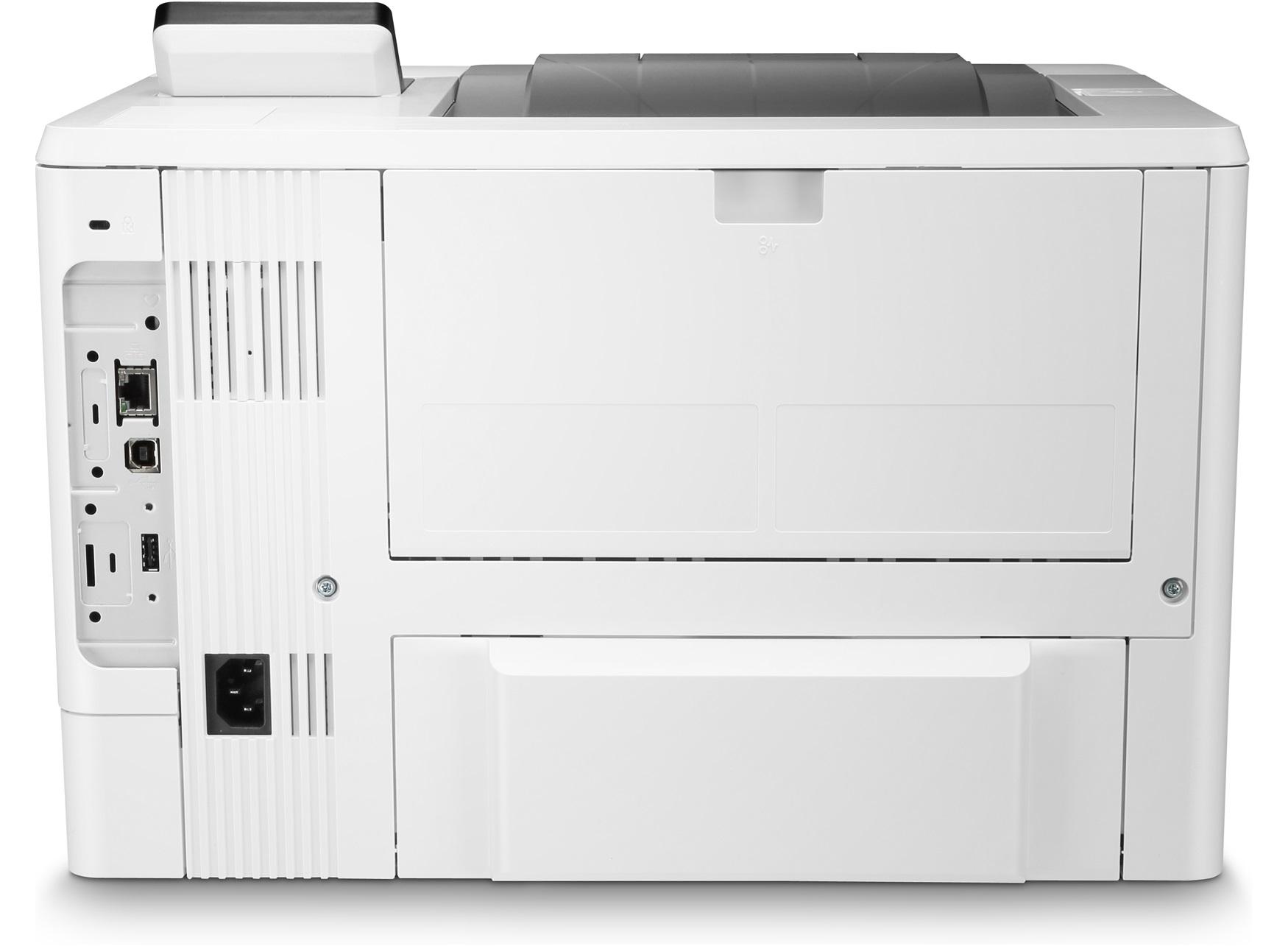 HP ENTERPRISE MONO SFP M507DN A4, 43PPM, DUPLEX, NETWORK , WTY 1yr, 1PV87A