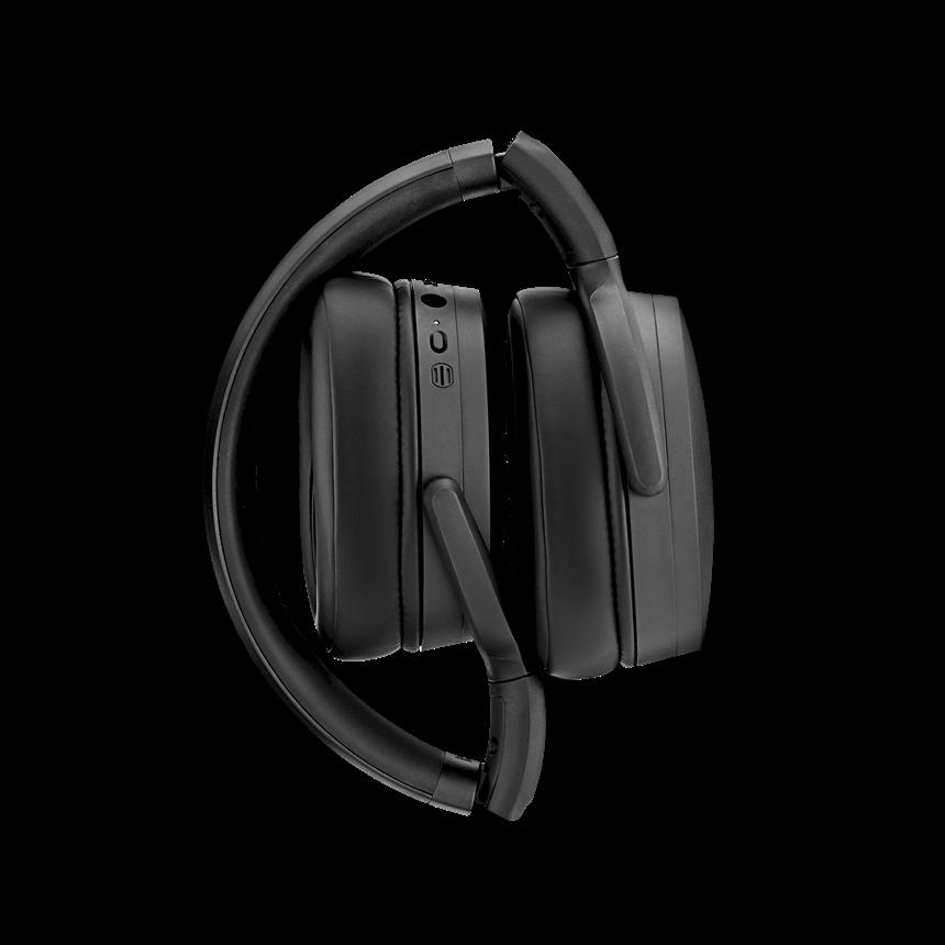 EPOS | Sennheiser Adapt 360 Double-Sided Bluetooth® Headset Black w/ BTD800 USB Dongle & Storage Pouch, Teams Certified, 2 Year Warranty