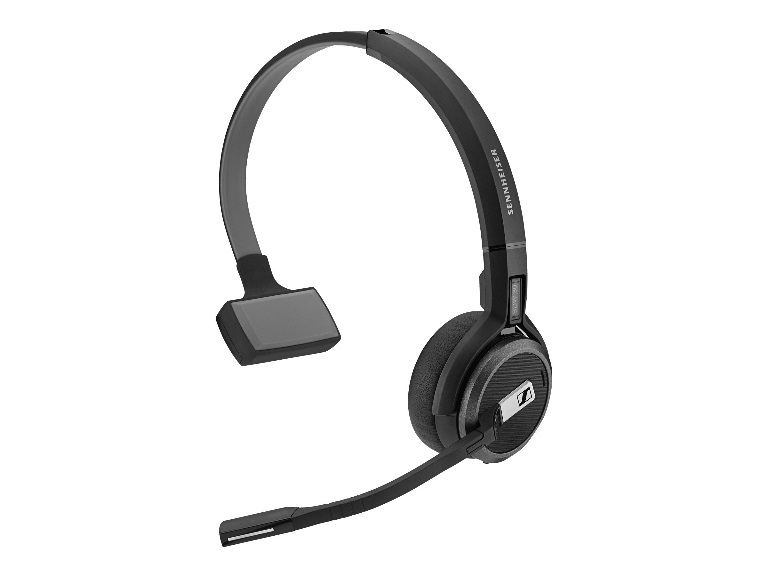 Sennheiser SDW 5036 DECT Wireless Office headset with base station, for PC, deskphone and mobile, with BTD 800 dongle, monaural headset