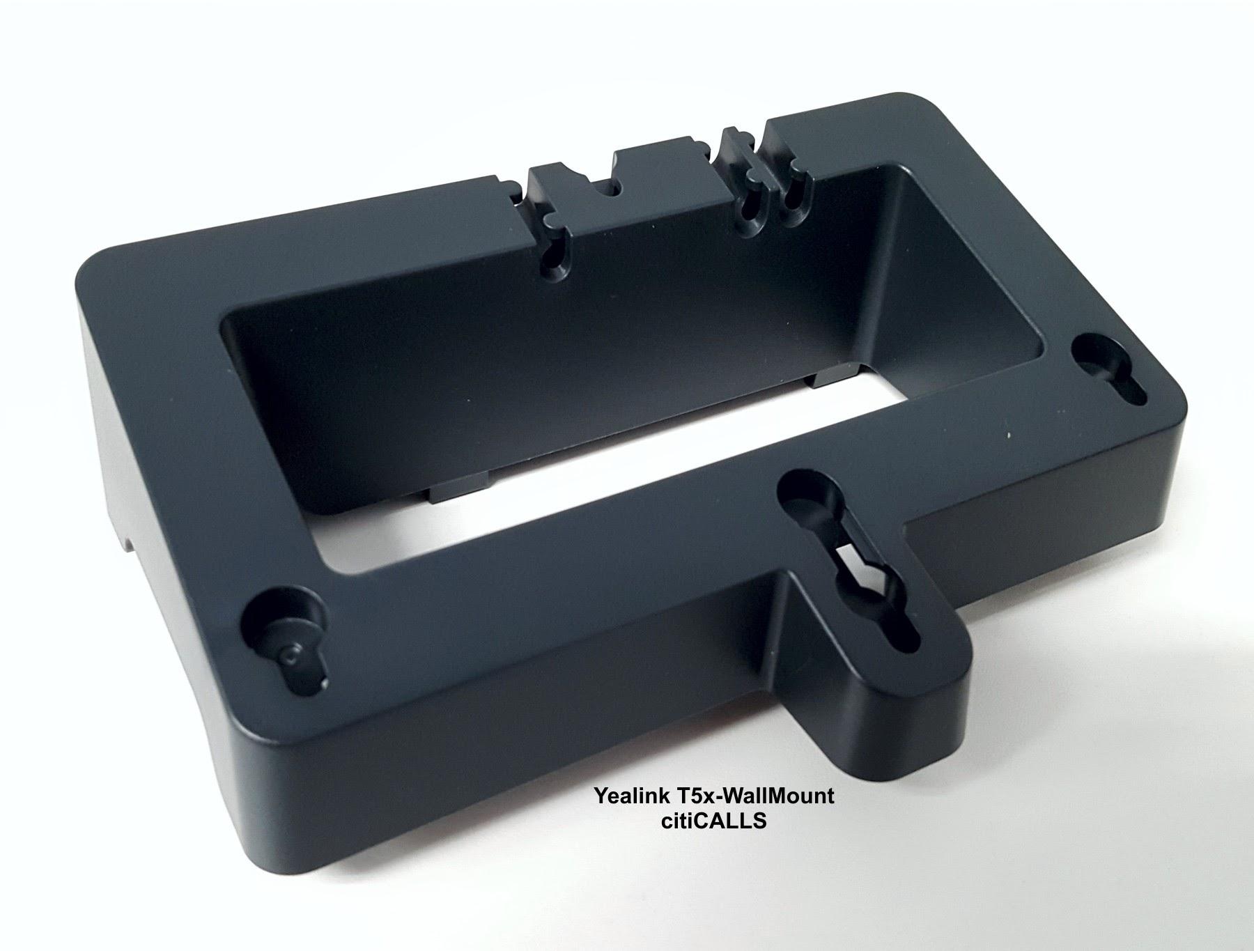 Yealink Wall mounting bracket for Yealink T5 Phone Range