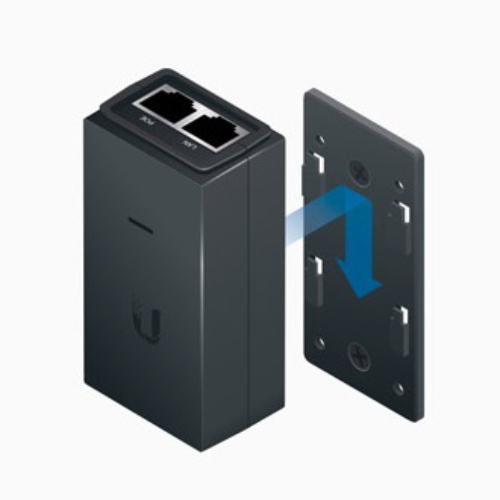 Ubiquiti POE Wall Mount Accessory suits latest PoE adapters