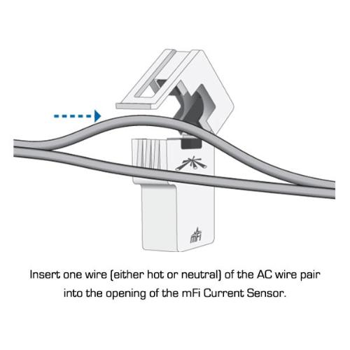 Ubiquiti mFi-CS mFi Network Current Sensor (LS)