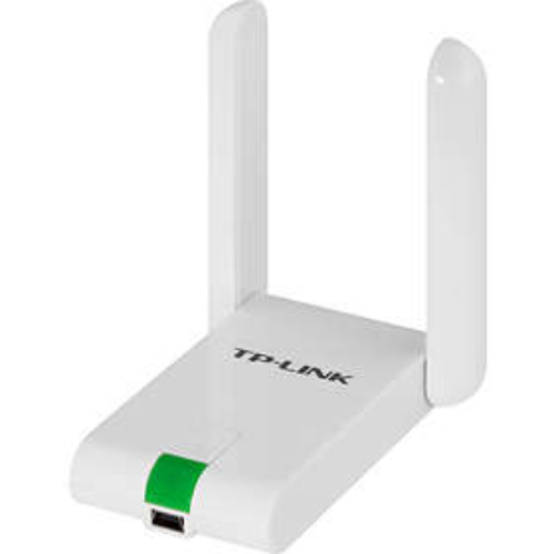 TP-Link TL-WN822N N300 High Gain Wireless USB Adapter 2.4GHz (300Mbps) 1xMini USB2 802.11bgn 2x3dBi Omni Directional Antenna 1.5 meter USB cable