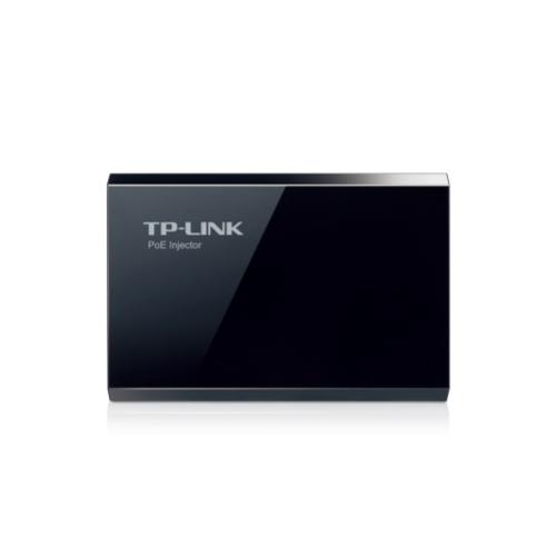 TP-Link TL-POE150S PoE Injector Splitter 2xGbE Gigabit RJ45 Port Power Over Ethernet Adapter carry Power & Data over 100m Plug & Play